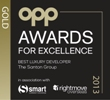 THE OPP AWARDS FOR EXCELLENCE