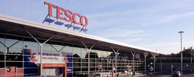 Tesco Supermarket, Carrickfergus, County Antrim