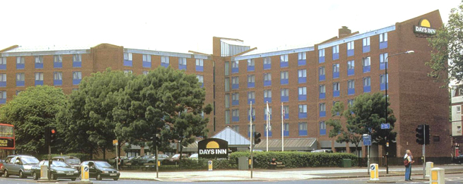 Days Inn Hotel, Kennington
