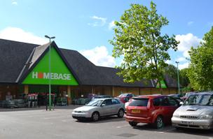 Sainsbury Homebase, Staines