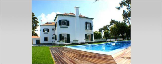 Lisbon Houses, Portugal
