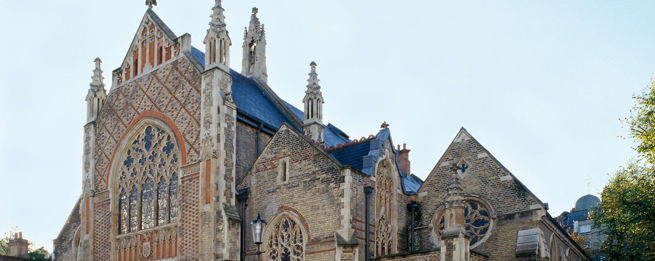 St Saviour's, Knightsbridge