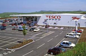 Tesco Supermarket, Ilfracombe