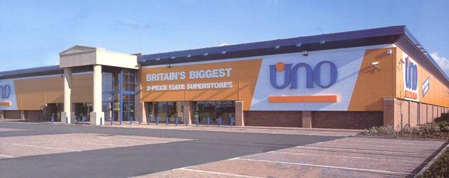 Uno Store, Edinburgh