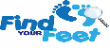 Find Your Feet logo