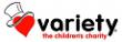 Variety the Children's Charity logo